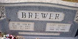 H H Brewer