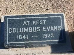 Columbus Evans