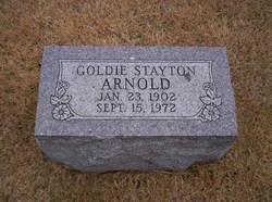 Goldie Ester <i>Stayton Buckley</i> Arnold