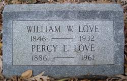 Percy Everett Love