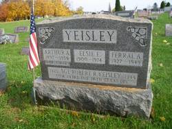 Arthur A. Yeisley