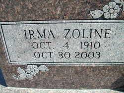 Irma Zoline <i>Ralstin</i> Clemans