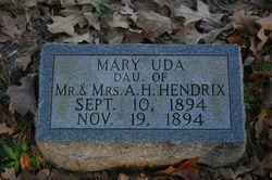 Mary Eudah Hendrix