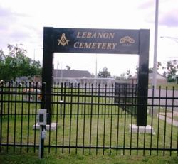 Lebanon City Cemetery