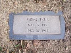 Gregory True