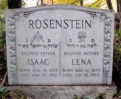 Isaac Rosenstein