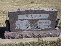Ila LaVon <i>Graham</i> Earp