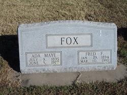 Ada Maye Fox