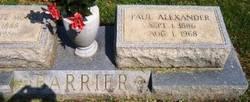 Paul Alexander Barrier, Sr