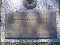 Corp James Jay Adams
