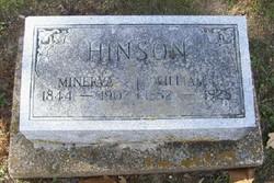 Minerva Hinson