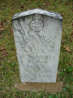 James B. Milliorn