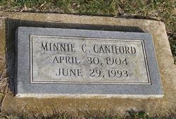 Minnie Charlotte <i>Snoots</i> Caniford
