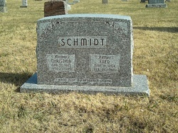 Fred Schmidt