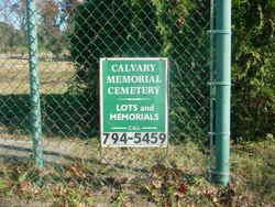 Calvary Memorial Cemetery