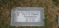 Steve Gust (Papadopulos) Pappas