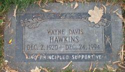Wayne Davis Hawkins