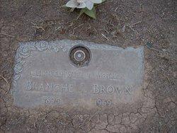 Blanche I. <i>Ruffner</i> Brown