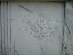 Edna Catherine <i>Bier</i> Rock