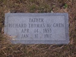 Richard Thomas McGrew