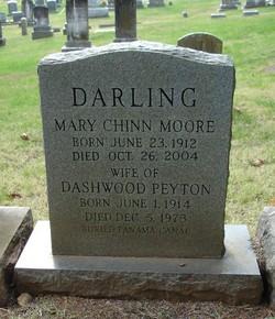 Mary Moore <i>Chinn</i> Darling