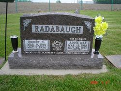 Addie Mae <i>Bolsinger</i> Radabaugh