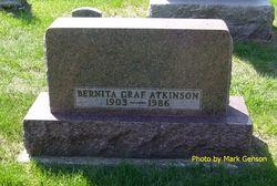 Bernita <i>Graf</i> Atkinson