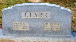 Alice <i>Daniel</i> Clark