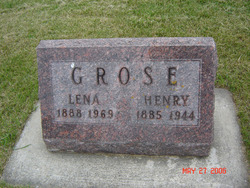 Lena <i>Kauffman</i> Grose