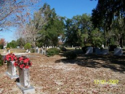 Fort White City Cemetery