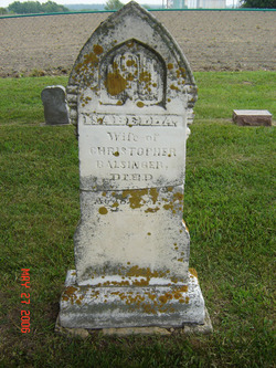 Minerva Isabella <i>Miller</i> Bolsinger