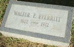 Walter F. Everritt