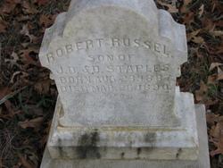 Robert Russell Staples