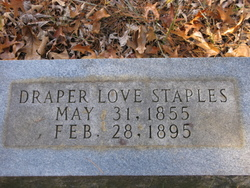 Lydia Ann Draper <i>Love</i> Staples