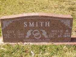 Guy C Smith