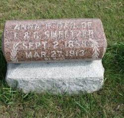 Anna R Smeltzer