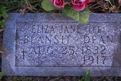 Eliza Jane <i>Lee</i> Dean