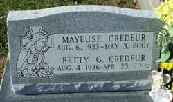 Betty G. Credeur