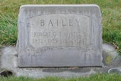 Lela Myrtle Myrtle <i>Beck</i> Bailey