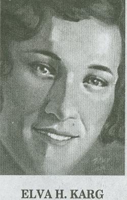 Elva H. <i>O'Donnell</i> Karg