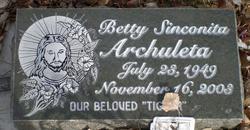 Betty Sinconita Archuleta