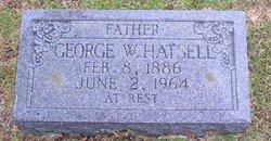 George W Hatsell