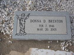 Donna D. Brenton
