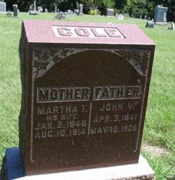 John V Cole