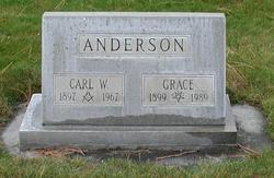 Carl W Anderson