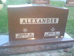 Ora V Alexander