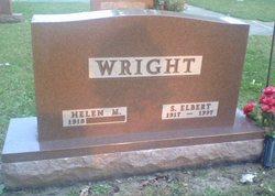 Helen M <i>Alexander</i> Wright