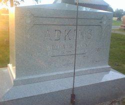Laura A <i>Myers</i> Adkins