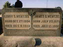 James Schildt Wentzel