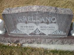 Maria Rosenda <i>Vigil</i> Arellano